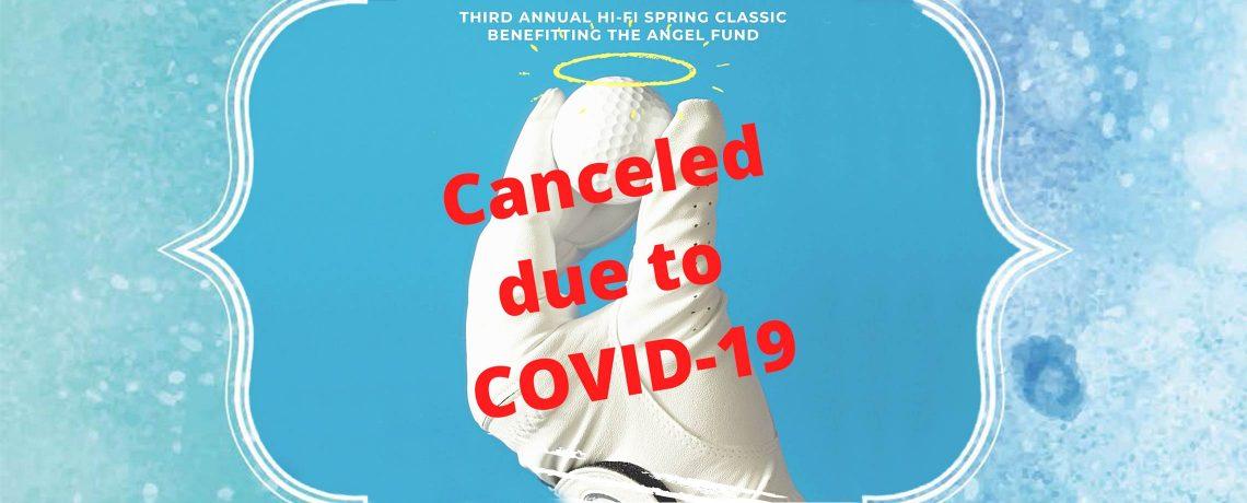 3rd Annual Hi-Fi Spring Classic Canceled