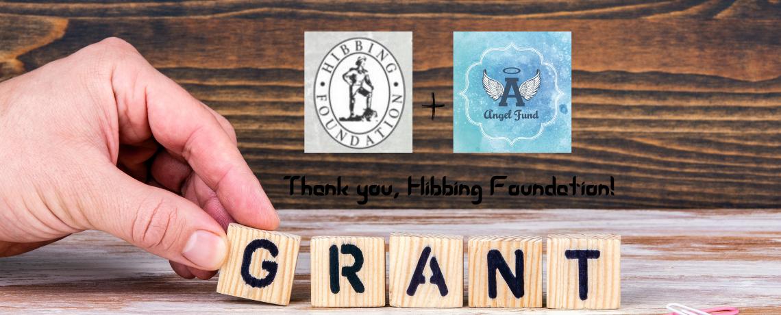 Thank you, Hibbing Foundation!