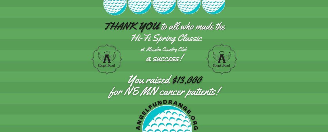 """""""Hi Fi"""" Spring Classic raises $13,000"""