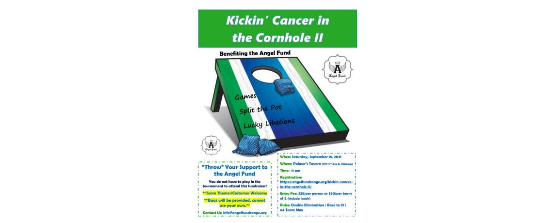 Kickin' Cancer in the Cornhole II